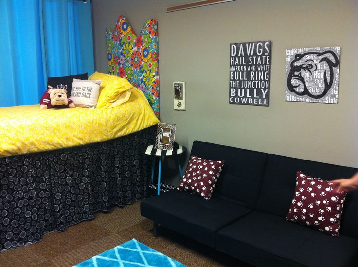 Mississippi State Dorm Rooms That Will Definitely Inspire You! Part 76
