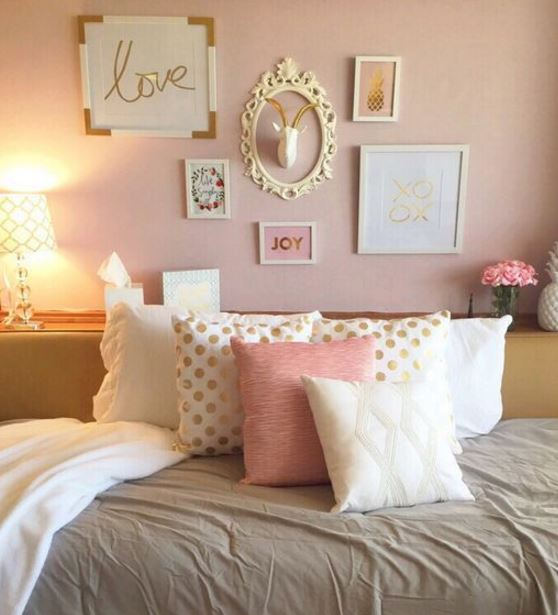 How To Decorate Your Dorm Walls Without Causing Damage ...
