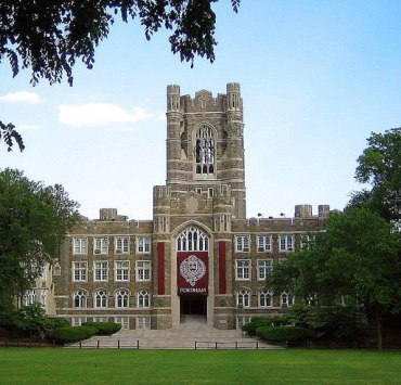 20 Signs You Go To Fordham University