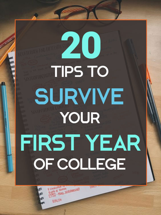 how to survive freshman year