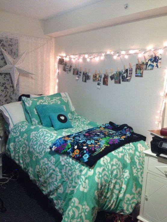 Art Décor: 20 Amazing Syracuse Dorm Rooms For Major Dorm Decor Inspo