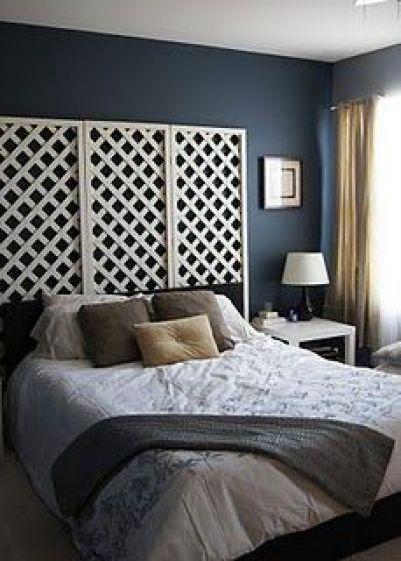 Dorm Room Headboards: 10 DIY Headboards For Your Dorm Room