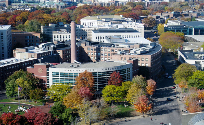 From sweater weather, to pumpkin spice all the time, here's a list that will get you looking forward to fall at Northeastern University!