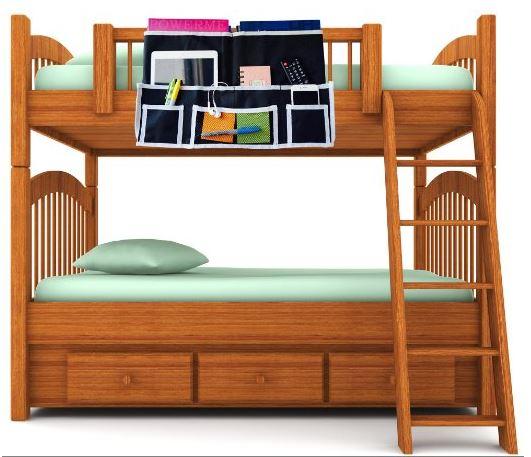 dorm bed