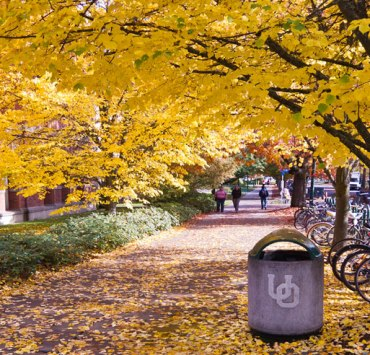 Summer has passed and classes are already flying by. Below is a list of all the reasons we should get excited forfall at UO!
