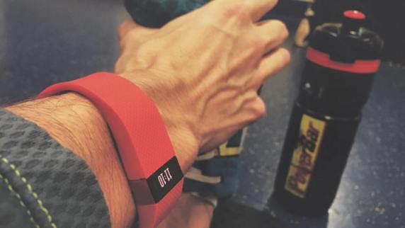 A Fitbit will help your health nut stay in shape!