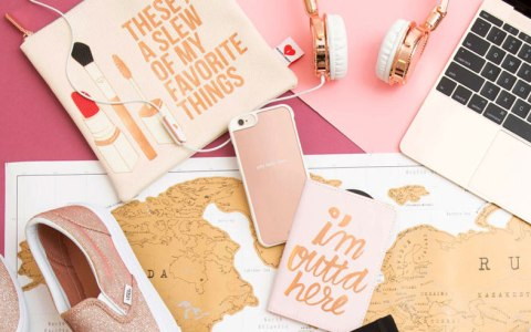 """Whether """"her"""" is your girlfriend, your sister, your mom or your BFF, we've rounded up some suggestions of gifts for her that are all under $50."""