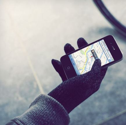 Using your phone is way easier with a pair of touchscreen gloves.