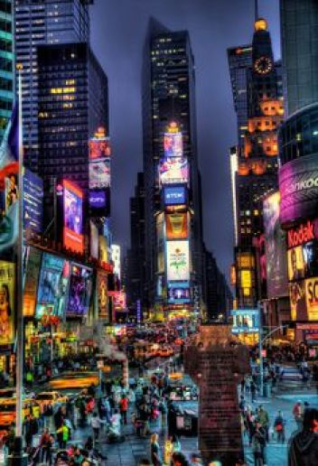 Times square is one of the best things to do in New York!