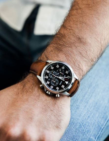Make sure your teen is never late with a brand new watch.