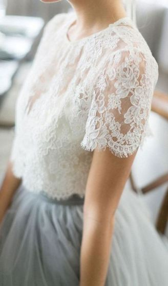 This lace dress is gorgeous!