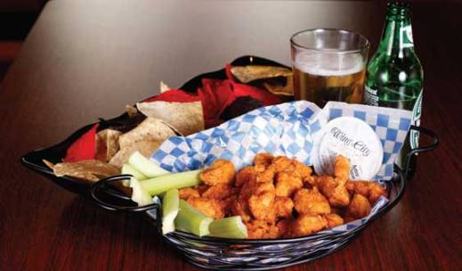 Is Wing City on your SUNY Fredonia Bucket List?