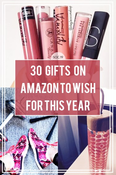 30 Gifts on Amazon to Wish For This Year
