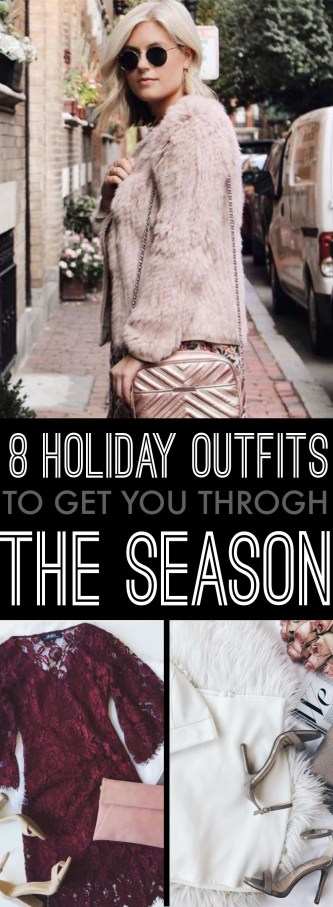 These are all the holiday outfits you need to get by this year!