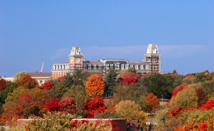 With fall comes all the reasons to love the University of Arkansas campus. Keep reading for 10 reasons to love fall at The University of Arkansas!
