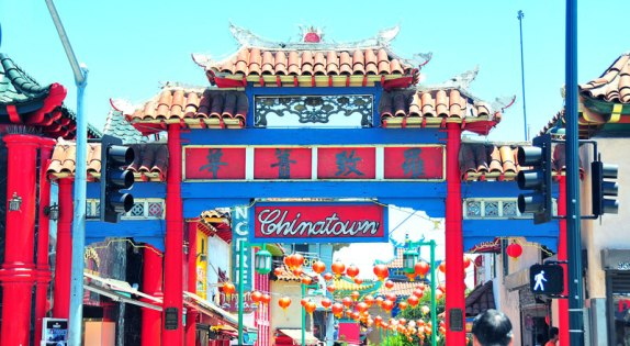 Is Chinatown on your list of fun things to do with your parents in Los Angeles?