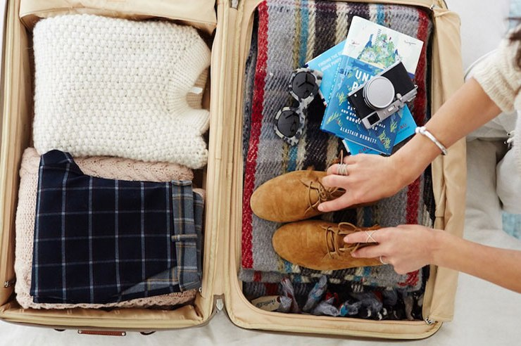 Going home for the holidays requires a lot of packing! Here are 18 things to pack when you are headed back home for break!