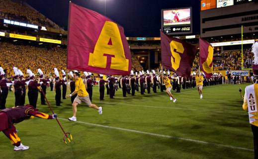Isn't football the best thing about fall at ASU?!
