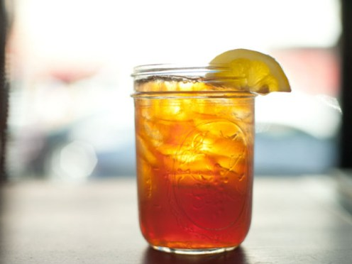 You love sweet tea if you're from North Carolina!