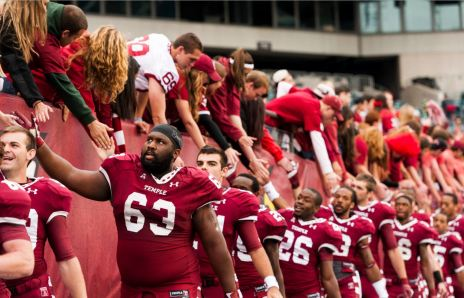 Get ready for the best game during homecoming weekend at Temple!