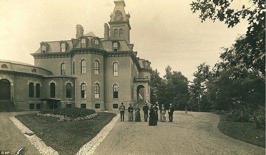 Is the Willard Asylum on your list of haunted places around SUNY Binghamton to visit?