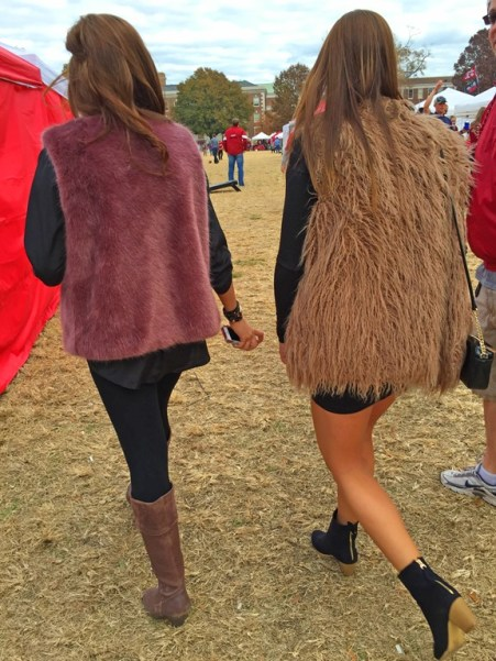 Alabama game day outfits