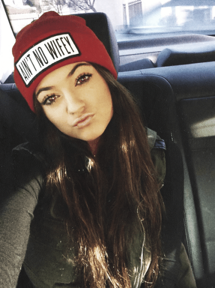 A beanie is a great accessory both warm and cold days.