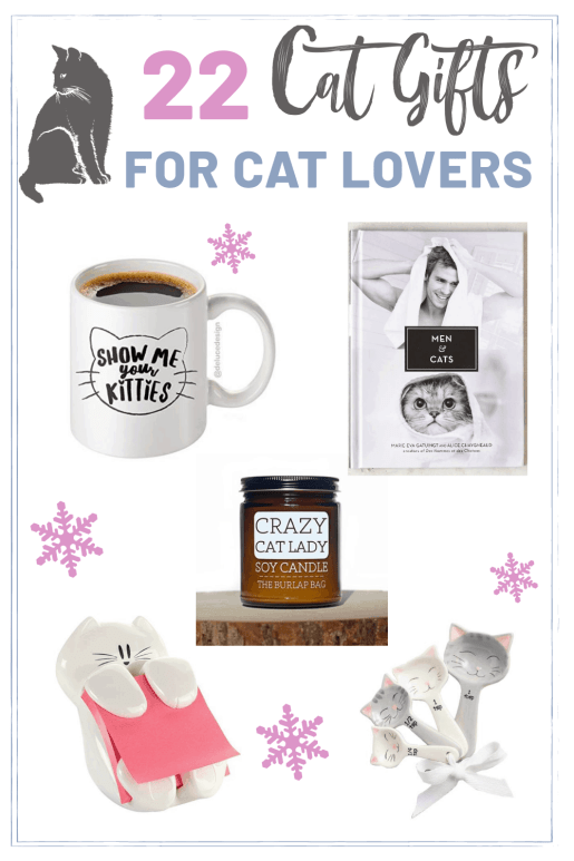 22 Cat Gifts For Cat Lovers