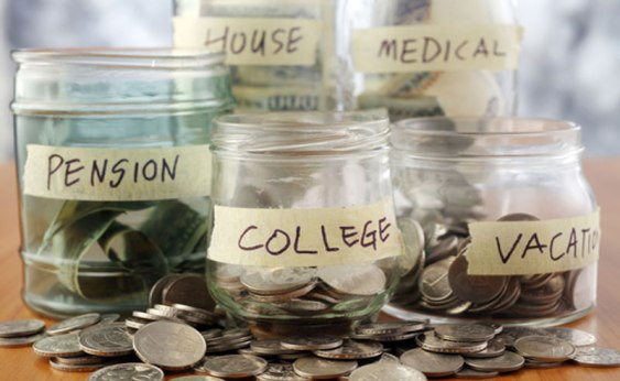 It is so important to save money in college!