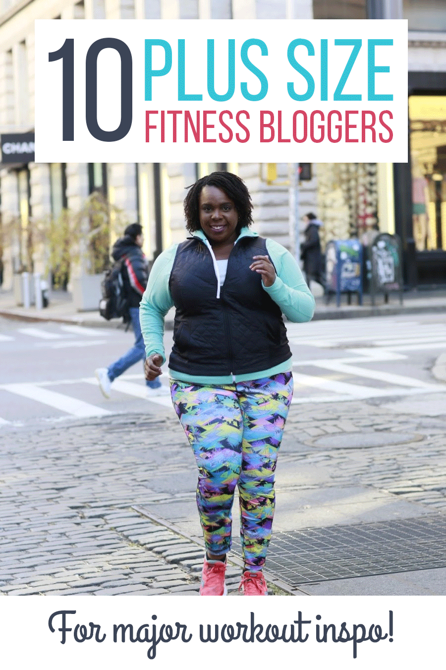 10 Plus Size Fitness Bloggers To Follow For Major Workout Inspiration