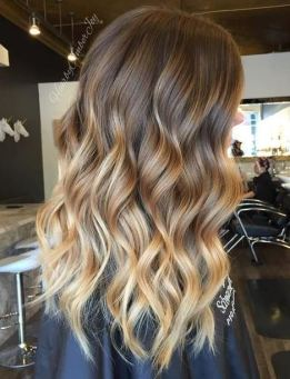 These baylage curls are gorgeous!