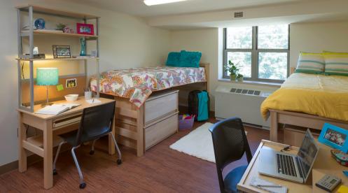 Penn State Freshman Dorms