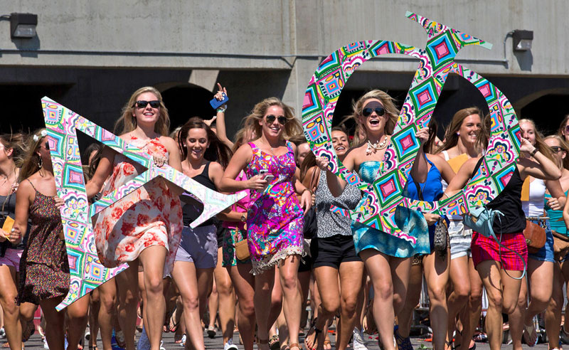 10 People You'll Always Run Into At The University Of Alabama