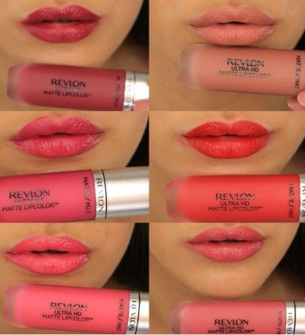 This revlon matte lipstick is amazing!