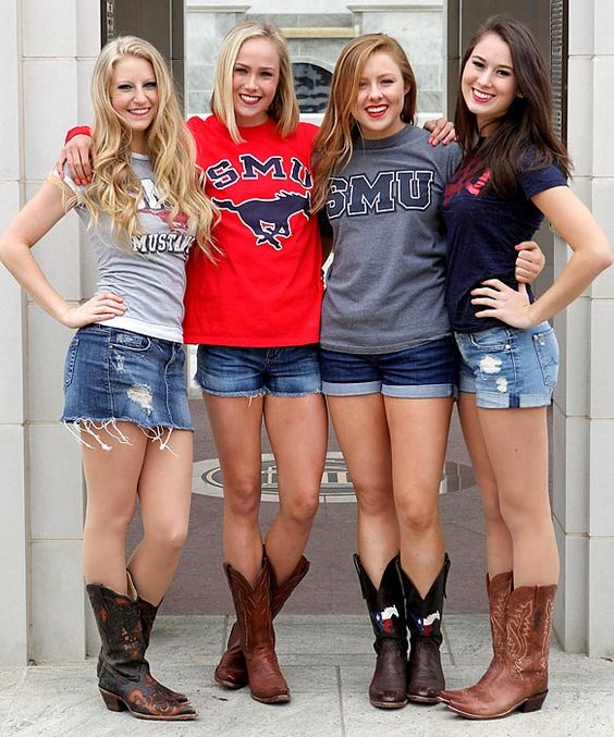 Southern Methodist University has lots of sporting events that are free and fun!