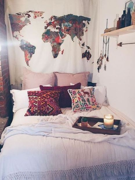 50 cute dorm room ideas that you need to copy society19 - Cool dorm room ideas ...