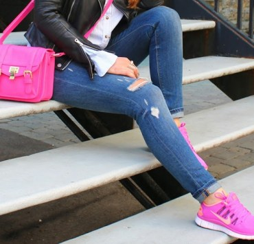 How To Wear Sneakers For Every Occasion