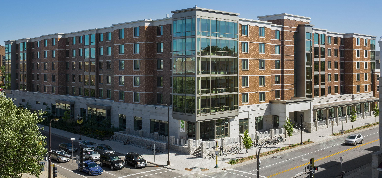 University Dorms John S St
