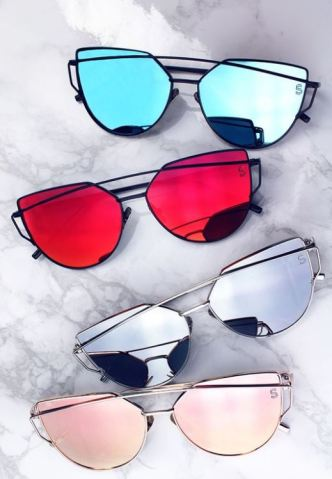 These cheap affordable sunglasses are gorgeous!
