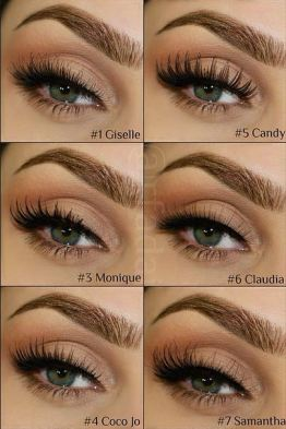 Huda Beauty lashes are amazing!