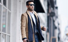 Winter essentials every guy should have in his closet! These staple wardrobe pieces are necessary for guys winter outfits to keep warm all season long.