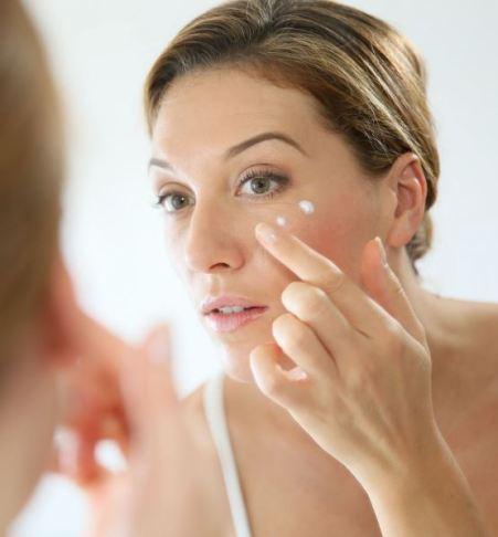 always apply moisturizer before foundation!