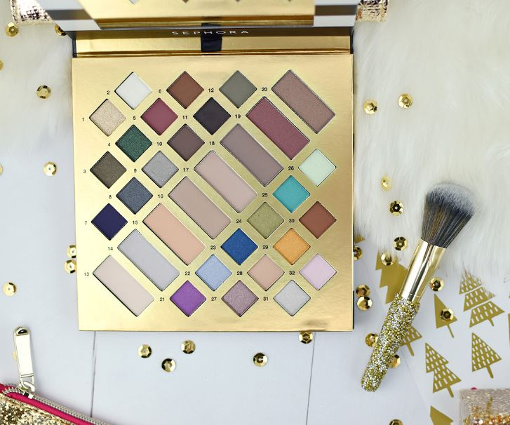 The Sephora Collection More Than Meets The Eye is one of the best eyeshadow palettes!