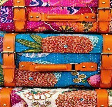 cute ways to personalize your luggage, 10 Cute Ways To Personalize Your Luggage