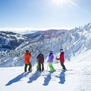Ski Square