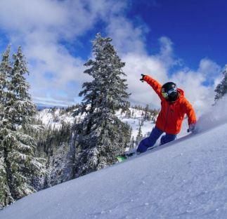 Snowboard Square