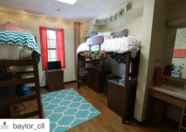 30 Amazing Baylor University Dorm Rooms - Society19