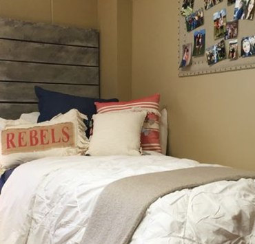 Everyone always wants to know what the best dorms are but what about the worst dorms at Ole Miss? Here's the ultimate ranking so you don't get stuck in one!