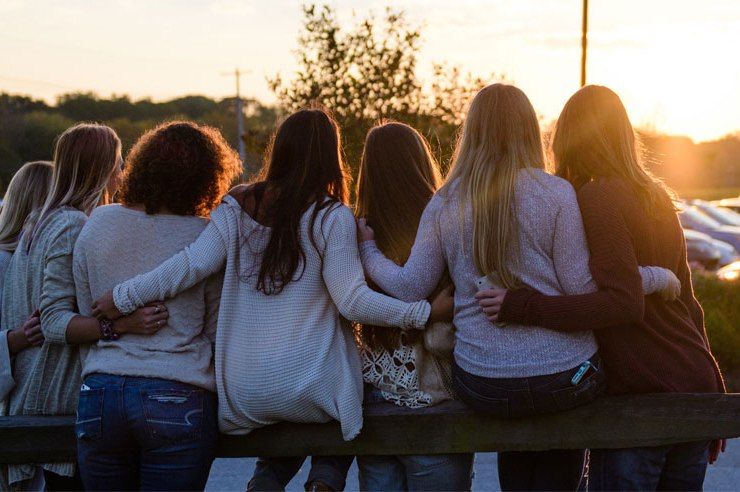 There are so many things my sorority sisters have taught me. I've put together some of the most important lessons I've learned in my sorority.