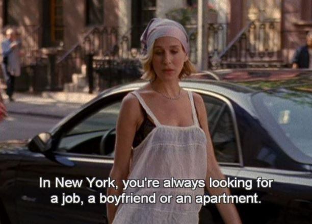 The 8 Stages Of Moving To NYC After Graduation